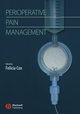 Perioperative Pain Management (1405180773) cover image