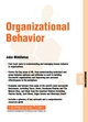 Organizational Behavior: Organizations 07.10 (1841122173) cover image