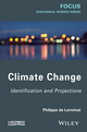 Climate Change: Identification and Projections (1848217773) cover image