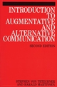 Introduction to Augmentative and Alternative Communication, 2nd edition (1861561873) cover image