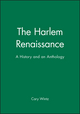 The Harlem Renaissance: A History and an Anthology (1881089673) cover image