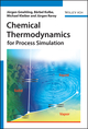 Chemical Thermodynamics for Process Simulation (3527312773) cover image