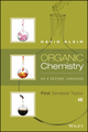 Organic Chemistry As a Second Language: First Semester Topics, 4th Edition (EHEP003473) cover image
