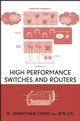 High Performance Switches and Routers (0470053674) cover image