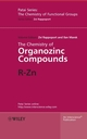 The Chemistry of Organozinc Compounds: R-Zn (0470093374) cover image