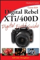 Canon EOS Digital Rebel XTi / 400D Digital Field Guide (0470110074) cover image