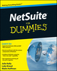 NetSuite For Dummies (0470191074) cover image