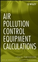 Air Pollution Control Equipment Calculations (0470209674) cover image