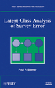 Latent Class Analysis of Survey Error (0470289074) cover image