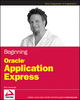 Beginning Oracle Application Express (0470388374) cover image
