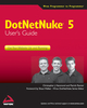 DotNetNuke 5 User's Guide: Get Your Website Up and Running (0470462574) cover image