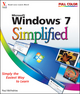 Windows 7 Simplified (0470503874) cover image