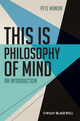 This is Philosophy of Mind: An Introduction (0470674474) cover image