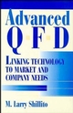 Advanced QFD: Linking Technology to Market and Company Needs (0471033774) cover image