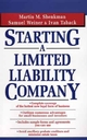 Starting a Limited Liability Company (0471133574) cover image