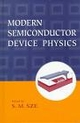 Modern Semiconductor Device Physics (0471152374) cover image