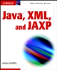 Java, XML, and JAXP (0471209074) cover image