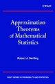 Approximation Theorems of Mathematical Statistics (0471219274) cover image