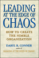 Leading at the Edge of Chaos: How to Create the Nimble Organization (0471295574) cover image