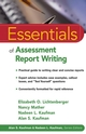 Essentials of Assessment Report Writing (0471394874) cover image