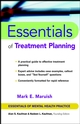 Essentials of Treatment Planning (0471419974) cover image