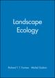 Landscape Ecology (0471870374) cover image