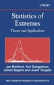 Statistics of Extremes: Theory and Applications (0471976474) cover image