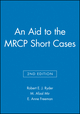 An Aid to the MRCP Short Cases, 2nd Edition (0632030674) cover image