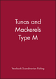 Tunas and Mackerels: Type M Wallchart (0632039574) cover image
