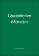 Quantitative Marxism (0745606474) cover image