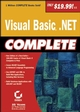 Visual Basic .NET Complete (0782128874) cover image