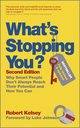 What's Stopping You?: Why Smart People Don't Always Reach Their Potential and How You Can, 2nd Edition (0857083074) cover image
