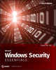 Microsoft Windows Security Essentials (1118114574) cover image
