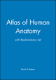 Atlas of Human Anatomy, 1e with RealAnatomy Set (1118158474) cover image