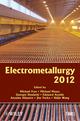 Electrometallurgy 2012 (1118291174) cover image