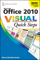 Office 2010 Visual Quick Steps (1118338774) cover image