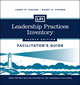 LPI: Leadership Practices Inventory Facilitator's Guide Set, 4th Edition (1118374274) cover image