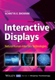 Interactive Displays: Natural Human-Interface Technologies (1118631374) cover image