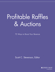 Profitable Raffles and Auctions: 72 Ways to Boost Your Revenue (1118691474) cover image