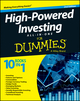 High-Powered Investing All-in-One For Dummies, 2nd Edition (1118724674) cover image