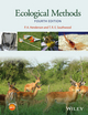 Ecological Methods, 4th Edition (1118895274) cover image
