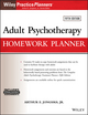 Adult Psychotherapy Homework Planner, 5th Edition (1119278074) cover image