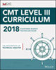 CMT Level III 2018: The Integration of Technical Analysis (1119474574) cover image