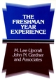 The Freshman Year Experience: Helping Students Survive and Succeed in College (1555421474) cover image