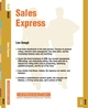 Sales Express: Sales 12.1 (1841124974) cover image