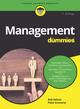 Management für Dummies, 5. Auflage (3527812474) cover image