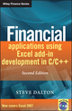 Financial Applications using Excel Add-in Development in C / C++, 2nd Edition (0470027975) cover image