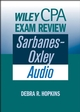 Wiley CPA Examination Review, Sarbanes-Oxley Audio (0470040475) cover image