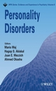 Personality Disorders (0470090375) cover image