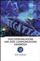 Telecommunications and Data Communications Handbook, 2nd Edition (0470396075) cover image